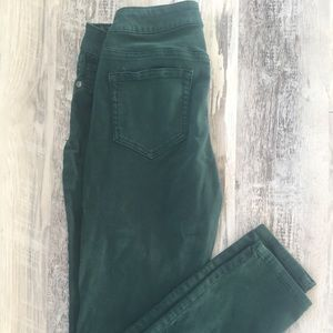 Green Maurice's Jeggings